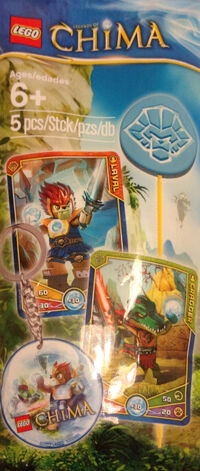 6031640 Chima Promotional Pack