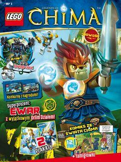 LEGO Legends of Chima 1-13