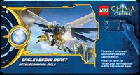 Eagle Legend Beast Power Game Card