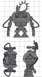 Gorilla Striker Design