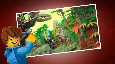 LEGO® Club TV Adventures of Max Chima