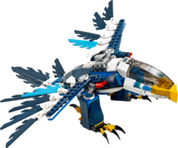 Set Eagle Interceptor