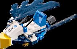 Set Eagle Drone Fighter