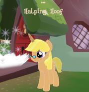 Helping Hoof