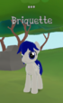 Briquette