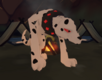 Dalmatian Diamond Dog