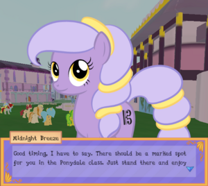 Foal Story Arc (Graduate)