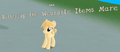 ButterCup the wearable items mare.png