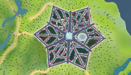 LOE aerial Crystal Kingdom