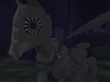 Pegasus Rock Golem