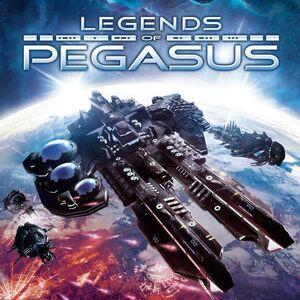 Legends of pegasus cover med