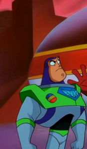 Buzz pissed off