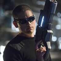 Captain cold cw