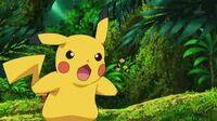 Pokemon-Episode-677-Sewaddle-and-Burgh-in-Pinwheel-Forest