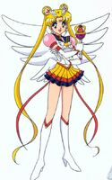 Sailor moon full view