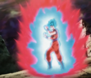 X20 Kaio-ken SSB Goku