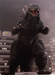 Godzilla don't mess with me