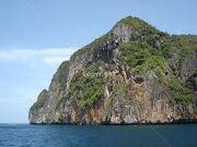 Island mountain