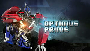 Transformers prime the game optimus prime