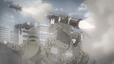 Masou Gakuen HxH Screenshot 0015j