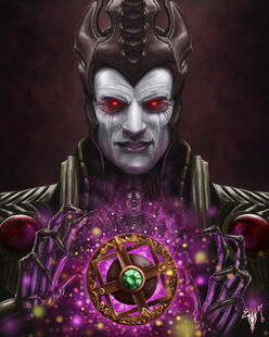 Mk legacy shinnok by esau13-d95r4ph