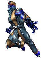 Steven Goldberg Stun (Bloody Roar)