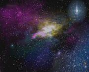 The Lost Galaxy