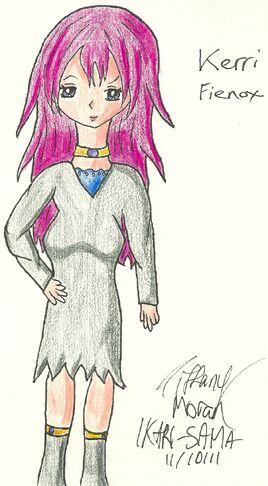 Dark Princess Kerri Fienox