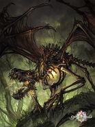 Mrbone dragon by sandara-d7bja9o