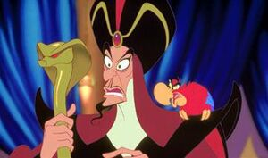 Jafar shocked