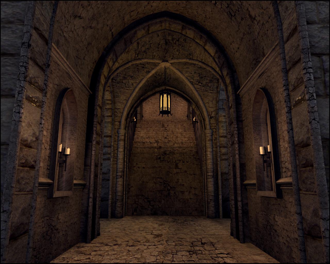 haunted castle 16jpg - Multi Castle Interior