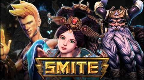 Smite - God Selection Them
