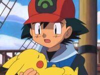 Ash poor pikachu