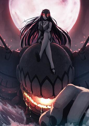 Battleship princess by necrofantasian-d86kyz7-1