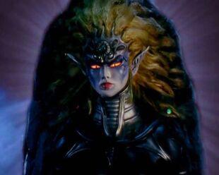 Queen Bansheera