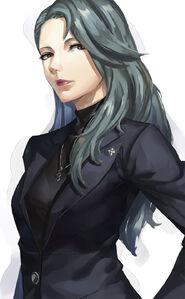 Persona 5 sae niijima by blazpu-db94mhd