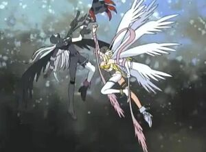 Angewomon puch miley cyrus