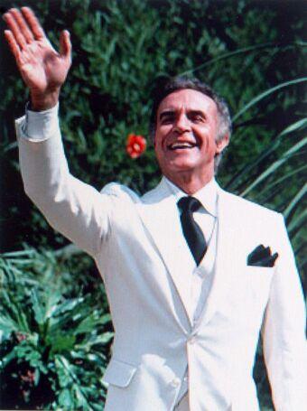 Mr. Roarke | Legends of the Multi Universe Wiki | Fandom