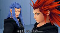 Axel and saix
