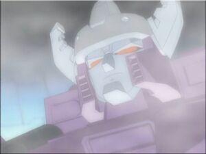 Galvatron steamy