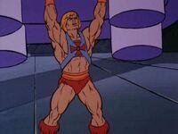 He-man lift object
