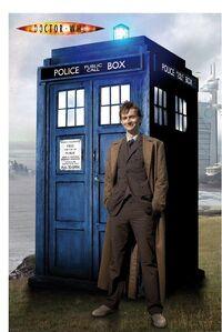 Doctor and tardis