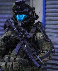Sci-Fi-art-красивые-картинки-солдат-будущего-2691440