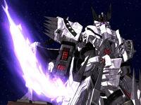 Galvatron with dark saber