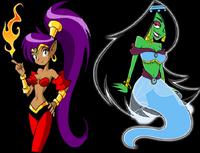Shantae and Desiree