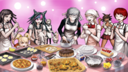 Danganronpa 2 - Girls-Only Gathering Event
