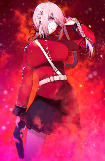 Florence nightingale fate grand order and fate series drawn by kayahara 7751dfc733696600f6ff5ccef2650afa