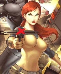 Scarlett sniper attack