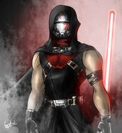 Sith warrior by gary q-d6d42x2