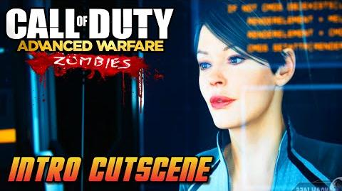 """Exo Zombies"" Intro Cutscene - Advanced Warfare Story Mode Cinematic (Call of Duty AW)"